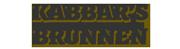 Kabbar's Holzbrunnen Logo